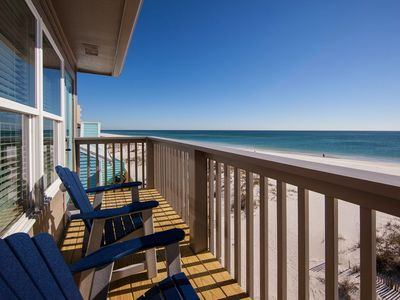 Photo for Great Location, BEACHFRONT, POOL, Sleeps 20!
