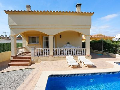 Photo for Vacation home Teresa in Deltebre - 6 persons, 3 bedrooms