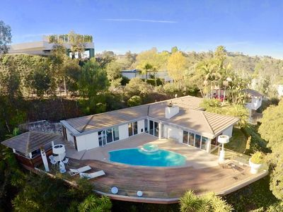 Photo for GLAMOROUS VIEWS, Beverly Hills, Bel Air, POOL,BBQ