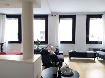 Photo for Barberini Amazing 4 Bedrooms Flat With Terrace