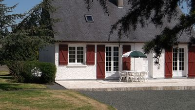 Photo for Brittany: Cotes d'Armor: PLOURIVO Paimpol - House countryside close to the sea