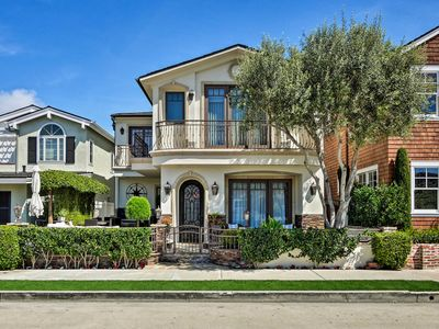 Photo for Luxury Newport Beach Home -1 Block from the Shore!