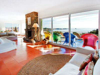 Photo for Vacation home CAN BERTA  in cadaques, Costa Brava - 9 persons, 5 bedrooms