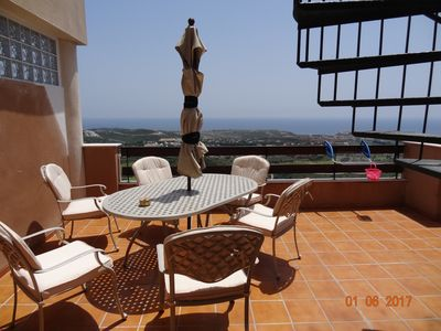 Photo for comfortable apartment for rent in Andalucia with sea view