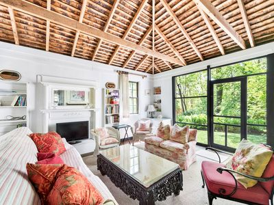 Photo for Waterfront East Hampton Village - Carriage House - 1 Bedroom- Artist retreat