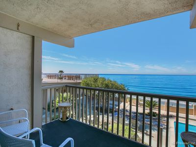 Del Mar Beach Club Oceanfront Condo