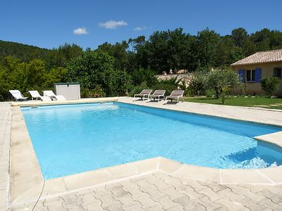 Photo for 3 bedroom Villa, sleeps 6 in Les Sauvachans with Pool and WiFi