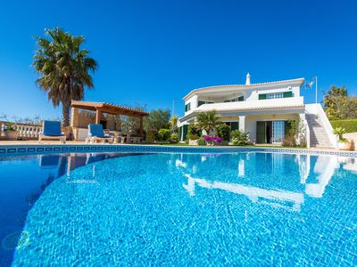 Photo for Beautiful Modern Villa with Private Pool and Stunning Sea Views 3198/AL