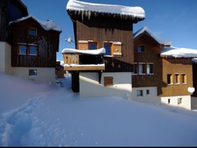 Photo for 5 bed (en-suite) self catered chalet in Plagne Villages