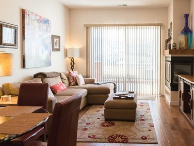 Photo for IMMACULATE NEWPARK TERRACE CONDO**