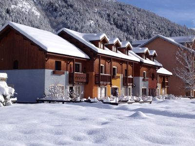 Photo for Beautiful chalet for 8 people in triplex