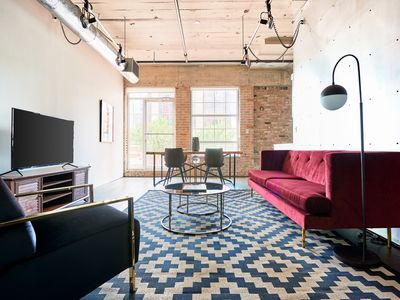 Photo for Sonder | The Hogg Palace | Serene 1BR + Gym