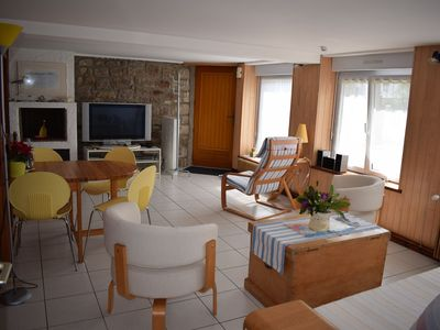 Photo for 1BR Apartment Vacation Rental in TREGASTEL