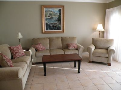 Photo for 2 BR/2 BA Beach Front. Great Late Summer/Fall Deals Available!