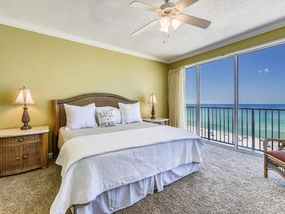 Photo for AMAZING Gulf of Mexico view accompanied by FREE activities! Book NOW!!