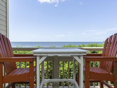 Photo for Captains Choice - 2 Bed/2Bath Oceanfront Condo with Covered Balcony and Community Pool