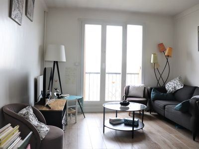 Photo for HostnFly apartments - Superb apartment near Nation