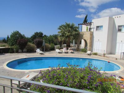 Photo for Wifi Now Available, Luxury Modern & Spacious 2 bed Apartment Peyia Cyprus
