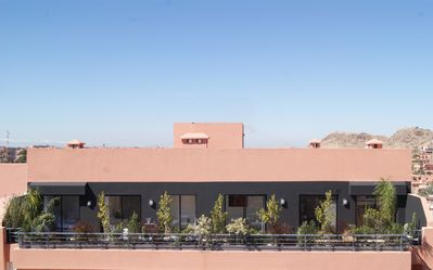 Photo for M-QUARTZ Luxury design apartment suspended on the rooftops of Marrakech