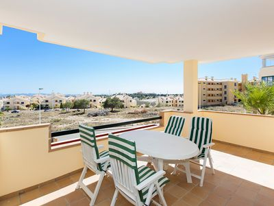 Photo for Apartment Real Golf club Campoamor Orihuela Costa