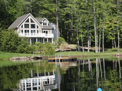 Photo for Gorgeous Home with Lake Views to Match