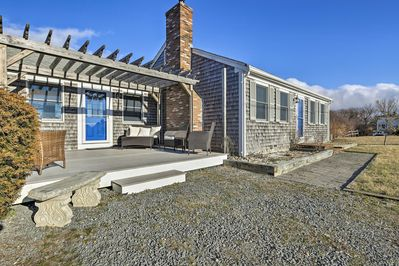 Escape to the Cape and stay at this 2-bedroom, 1-bath home in Truro!