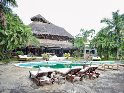 Photo for QUINTESSENTIAL VACATION HOUSE TO LET IN MALINDI, KENYA.