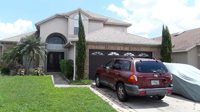 Photo for THIS BEAUTIFUL FAMILY  HOME IS LOCATED NEAR TO HUNTERS CREEK,  ORLANDO-FL. 32837