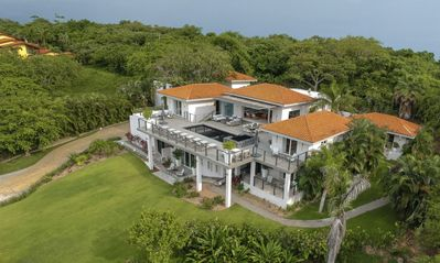 Photo for CASAMIA Punta Mita, 6 BR Luxury Estate, Ocean View, Full Staff, Steps to Beach