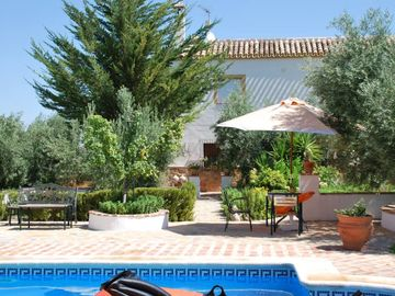 APARTMENT IN ECOLOGICAL AGROTURISMO PLACED IN THE GEOGRAPHICAL CENTER OF IDEAL ANDALUSIA FOR EXCURSIONS FOR ANDALUSIA