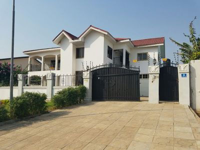 Photo for 5 BEDROOM HOUSE IN COMMUNITY 20, GREATER ACCRA , TEMA OFF THE SPINTEX ROAD