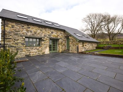 Photo for Central to everything that makes North Wales so special, this 5 star cottage provides the perfect ba