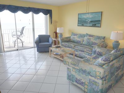 Photo for Sea Breeze 404 2BR 2BA Gulf Front