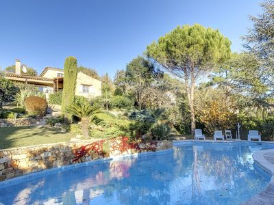Photo for Vacation home Belin in Mougins - 10 persons, 5 bedrooms