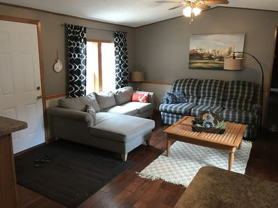 Photo for 3BR Cabin Vacation Rental in Spirit Lake, Iowa