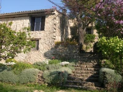 Photo for House of stone artist village in the heart of the Luberon, 95m²