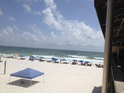 Photo for Beachfront 2 BR Dog-friendly - 10% Off for Returning Guests