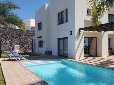 Photo for Luxury villa in a fantastic location with pool