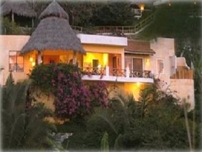 Photo for Romantic & Private Mexican Hideaway with Salt Water Pool