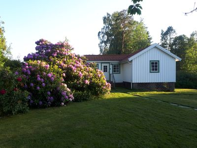 Photo for Holiday house Hjälteby for 1 - 4 persons with 2 bedrooms - Holiday home
