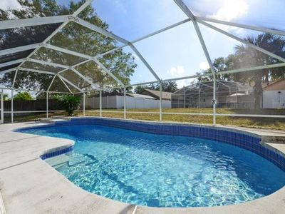 Photo for Private pool and close to the activities