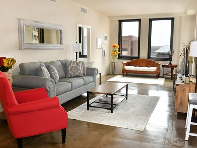 Photo for Luxury Suite in the Heart of Downtown