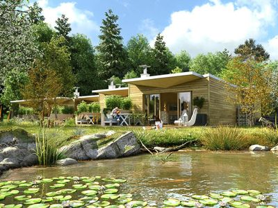 Photo for Holiday resort Villages Nature, Bailly-Romainvilliers  in Französisches Binnenland - 4 persons, 2 bedrooms