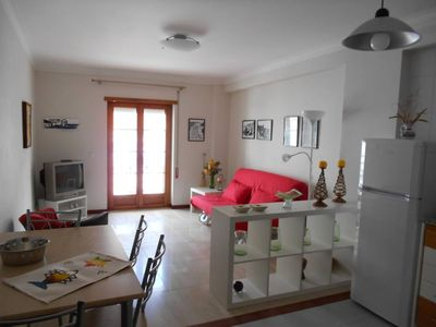 Photo for Apartment in the center of Nazareth 100 meters from the beach with WIFI
