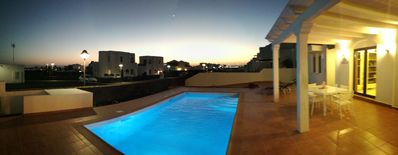 Photo for 'Fantastic views to the sea' large panoramic pool and free WIFI