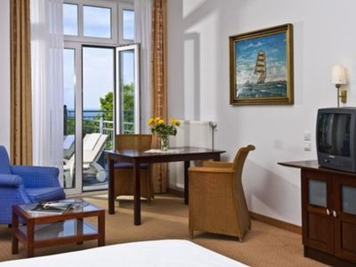 Photo for Double lake view and balcony - HOTEL HANSEATIC RÜGEN & VILLAS **** +