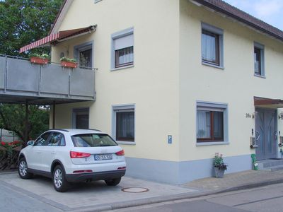 Photo for Apartment 38 square meters, 1 bedroom, 1 living room / bedroom, max. 4 people - holiday Fliehler