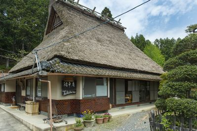 200 year-old Thatched roof house
