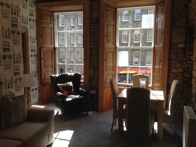 Photo for Luxurious Top Royal Mile 2 bedroom 2 shower room