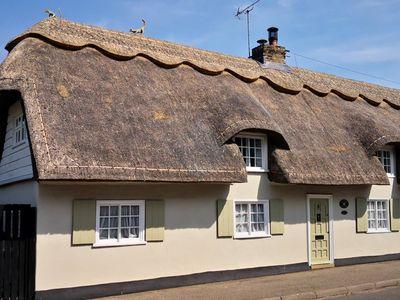 Photo for Charming 18C Thatched Cottage Newly Renovated